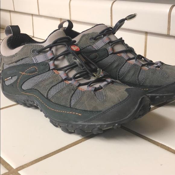 Merrell Hiking Boots Continuum Vibram womens 8